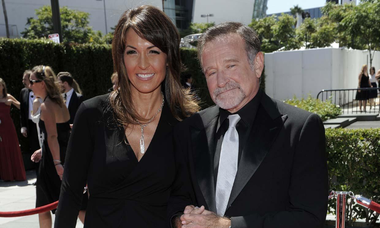 La viuda de Robin Williams aclara los 'malentendidos' sobre la muerte del actor