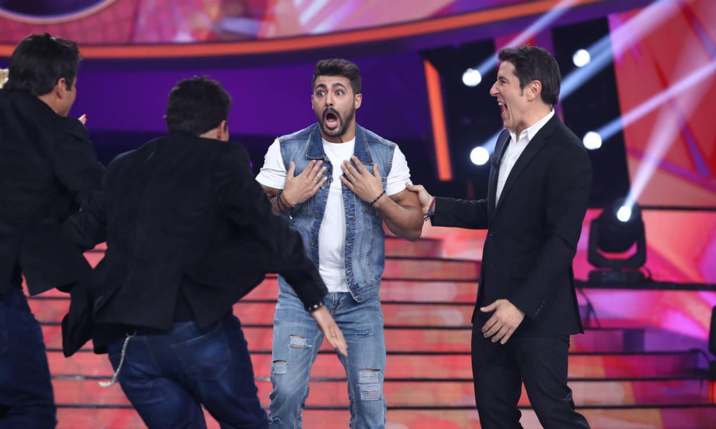 Jorge González se alza con la victoria de la octava edición de 'Tu cara me suena'