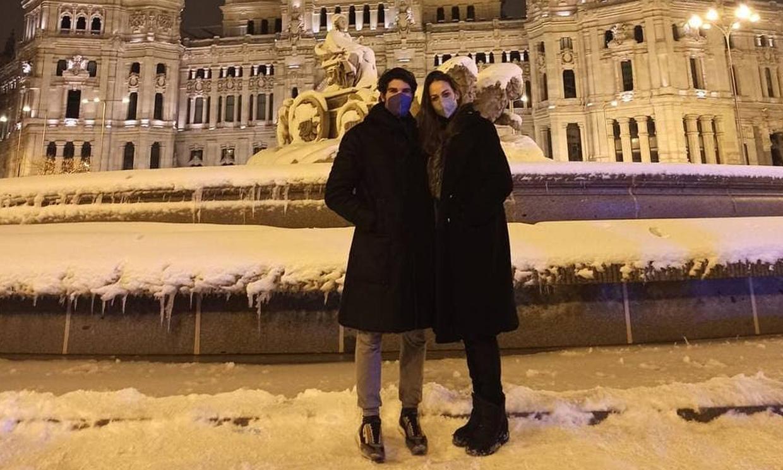 ¿Por qué esta foto de Cayetano Rivera con Eva González ha sido tan comentada?