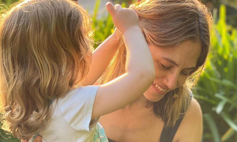 Martina Klein felicita a su hija Érika recordando uno de los momentos más importantes de su vida