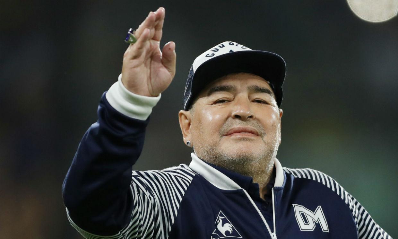 Hugo, hermano pequeño de Maradona, cuenta en qué punto está el reparto de la herencia del futbolista