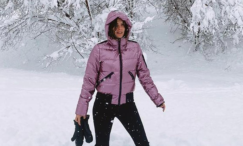 Después de la nieve, ¡el hielo! El percance que ha sufrido Laura M. Flores con el agua de su casa