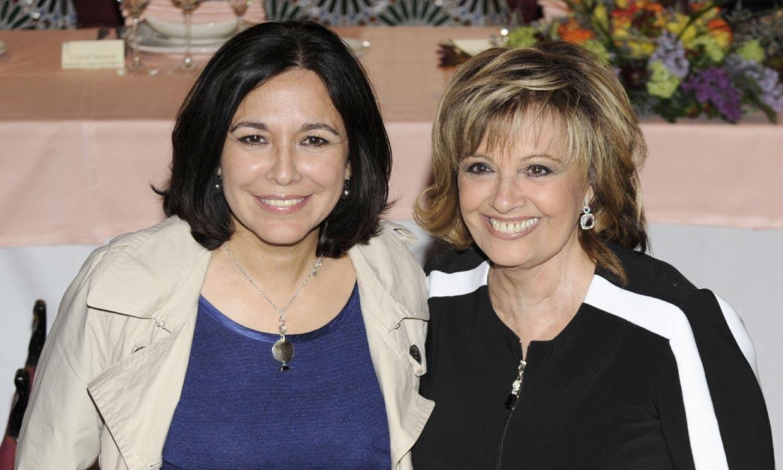 FOTOGALERÍA: Isabel Gemio y María Teresa Campos, unidas por la televisión y enfadadas por una entrevista
