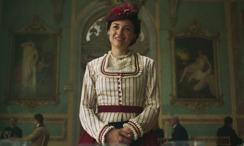 Leonor Watling se viste de época para 'La templanza', la serie basada en la novela de María Dueñas