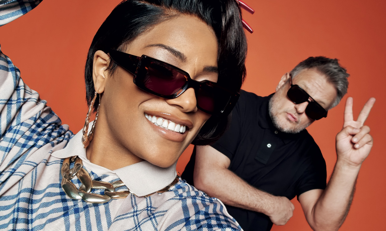 El fotógrafo Rankin y la cantante Stefflon Don se unen con Samsung para realizar una sesión icónica