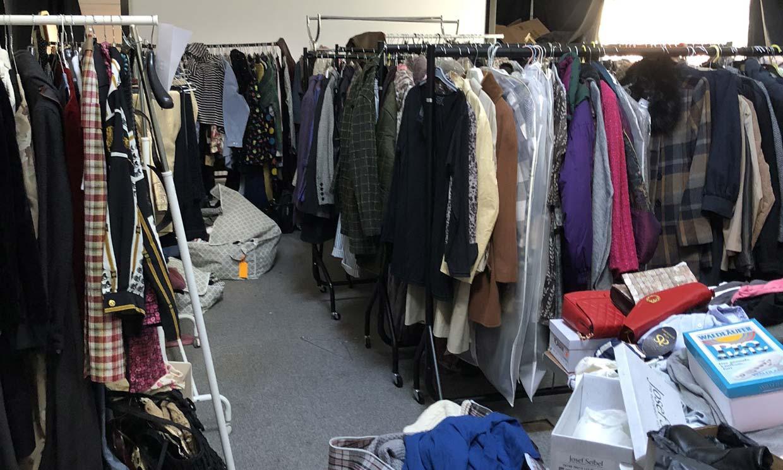 Jenny Simpson, la compradora compulsiva de lujo que gastaba mil euros a la semana en ropa que nunca usó