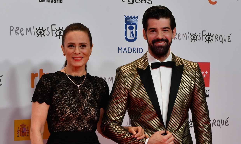 Emoción y un bonito homenaje en los Premios Forqué, la primera alfombra roja del año