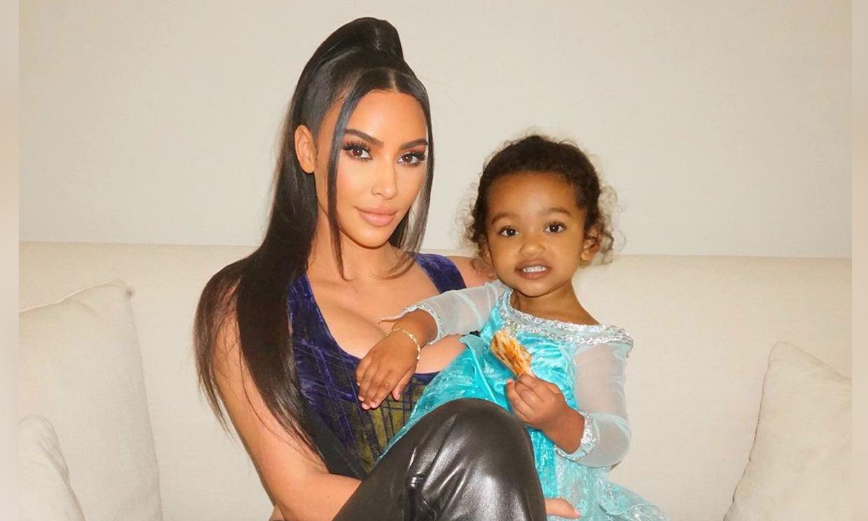 La emotiva felicitación de Kim Kardashian a su hija Chicago por su tercer cumpleaños, ¡te encantará!