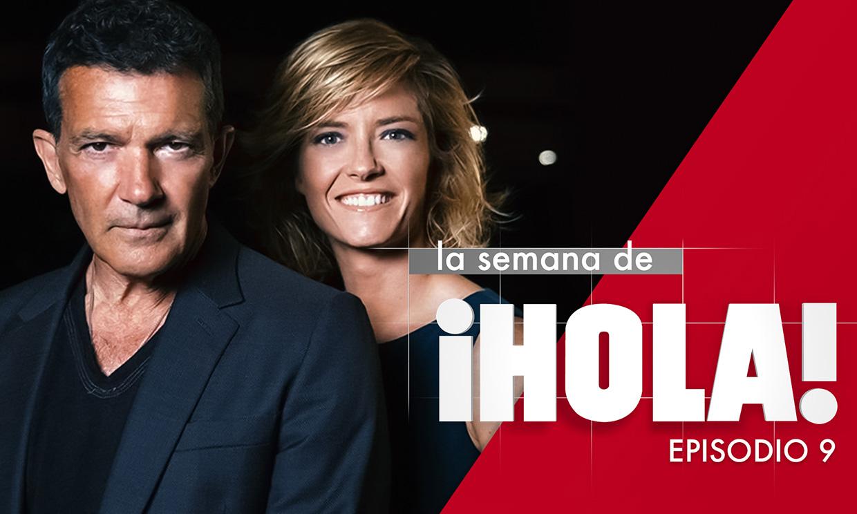 Antonio Banderas, María Casado y las 'celebrities' en la nieve, lo más destacado de la semana en HOLA.com