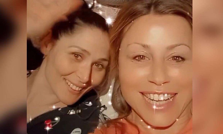 Rosa López y Verónica Romero ¡se reencuentran 20 años después! y hacen un revival de 'Operación Triunfo'