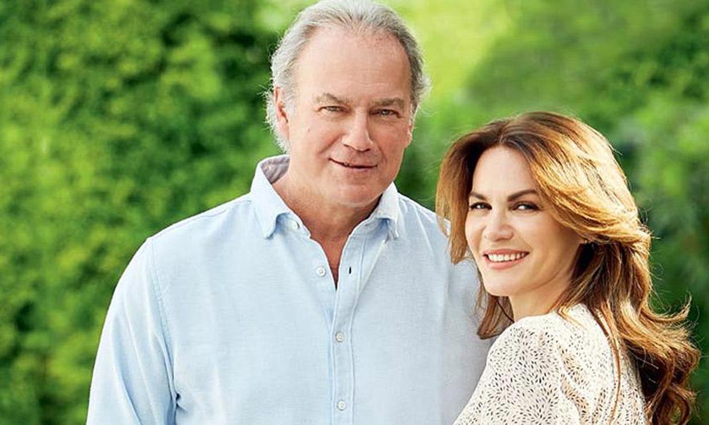 Casados desde hace 14 años y con dos hijos en común, repasamos la vida de Bertín y Fabiola