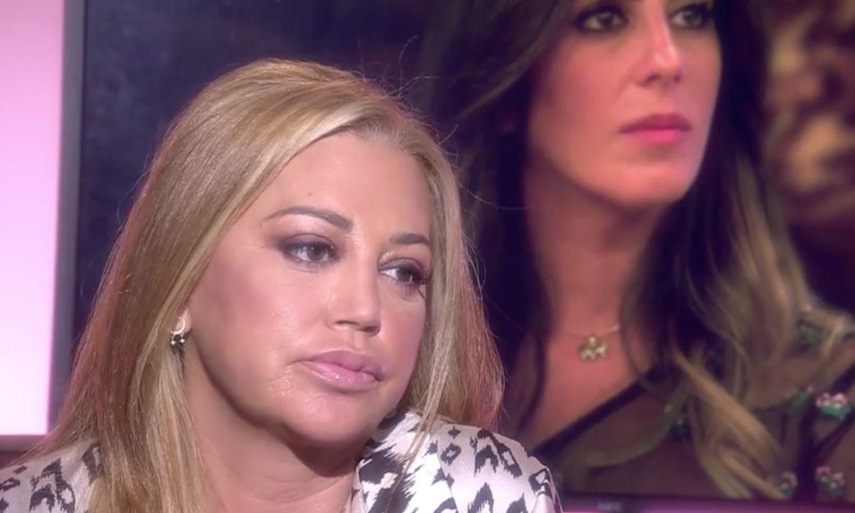 Belén Esteban explica su conflicto con Anabel Pantoja: 'Me ha defraudado'