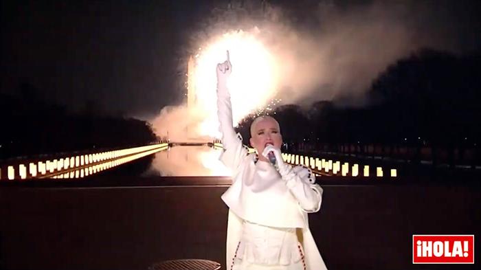Katy Perry en Washington