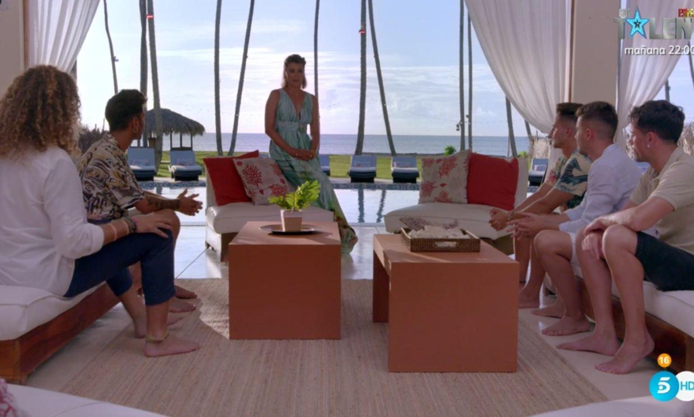 ¿Dónde han puesto el límite las parejas de 'La isla de las tentaciones 3'?