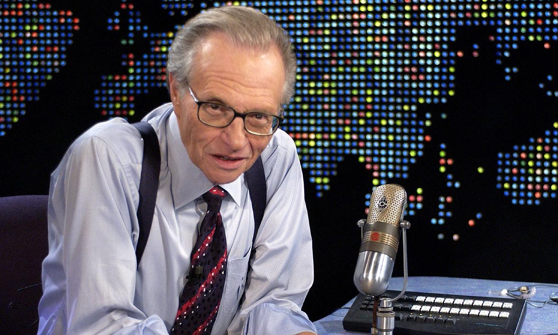 Fallece el mítico presentador estadounidense Larry King