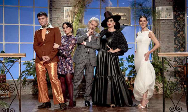 'Maestros de la costura' se estrena con la visita de Eugenia Silva y La Terremoto de Alcorcón