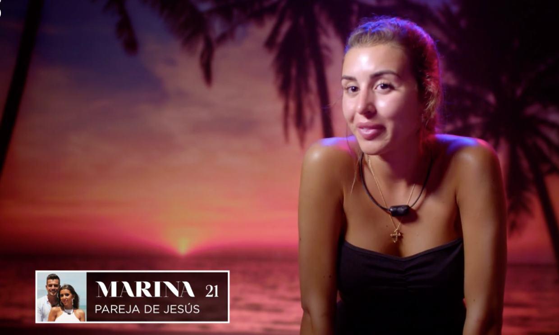 Marina se queja de Jesús y se sincera sobre lo que peor lleva de su relación