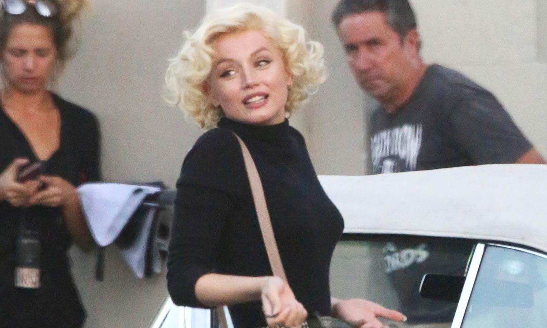 Uma Thurman, Blake Lively... las otras 'Marilyn' antes de Ana de Armas