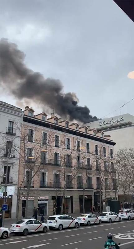 David Muñoz Así Ha Afectado A Su Restaurante El Incendio De Un Local Contiguo