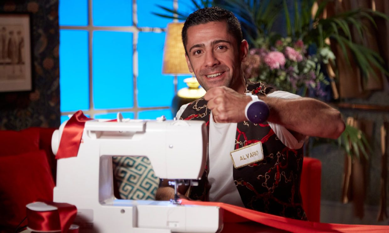 Álvaro abandona 'Maestros de la costura' y se convierte en el segundo expulsado