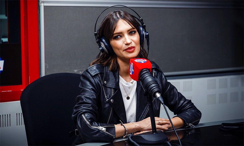 Sara Carbonero recuerda una sus primeras entrevistas con David Bisbal y Sergio Ramos en la radio