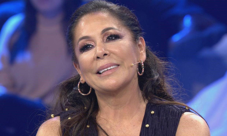Isabel Pantoja responde a las informaciones sobre la venta de 'Mi Gitana'