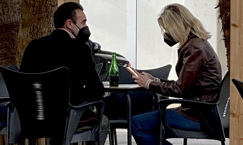 Enrique Ponce y Ana Soria, cita para dos ajenos a los rumores