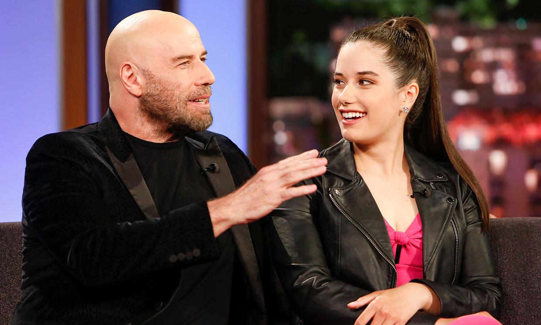 Así es Ella, la hija de John Travolta que sigue sus pasos... y no solo de baile
