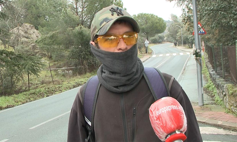 Camilo Blanes responde a si tomará acciones legales tras la desaparición de los objetos de su padre