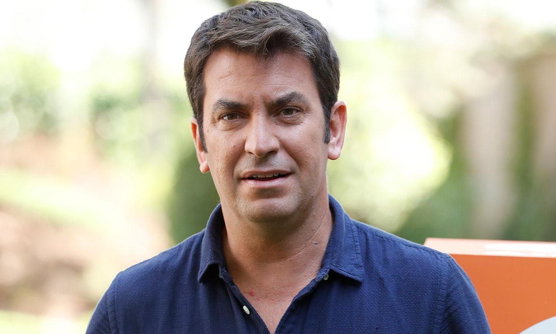 Arturo Valls lamenta la muerte de uno de los espectadores más queridos de 'Ahora caigo'