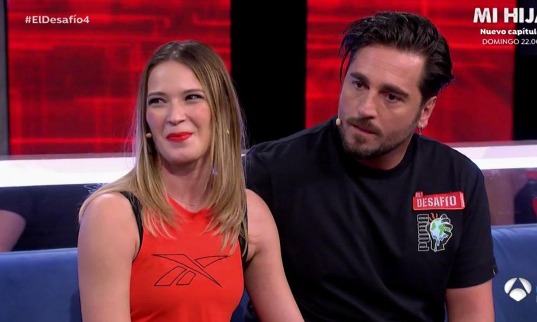 David Bustamante gana a Pablo Puyol en la prueba de baile de 'El desafío'