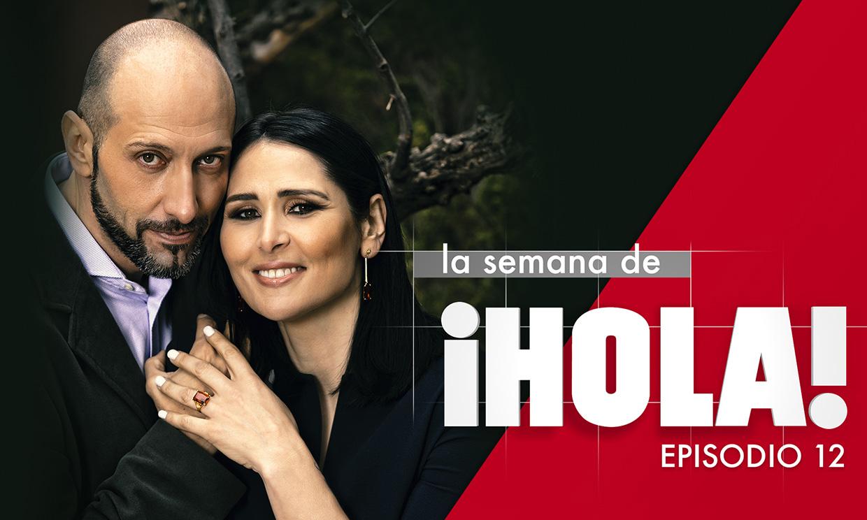 El posado de Rosa López con su novio, Iñaki García: la noticia más destacada de la semana en HOLA.com