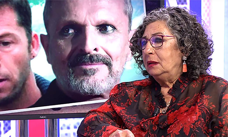 La madre de Nacho Palau rompe su silencio sobre Miguel Bosé: 'Ha hecho las cosas mal'