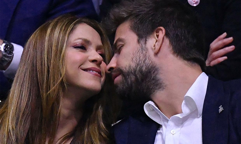 Así ha cambiado la vida de Shakira y Piqué 10 años después de su primera imagen juntos