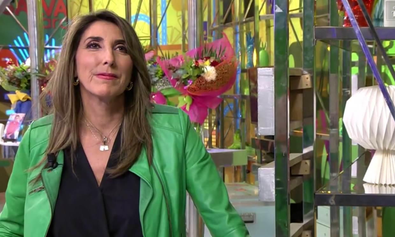 Paz Padilla cuenta muy emocionada cómo se encuentra su compañero Jordi Sánchez