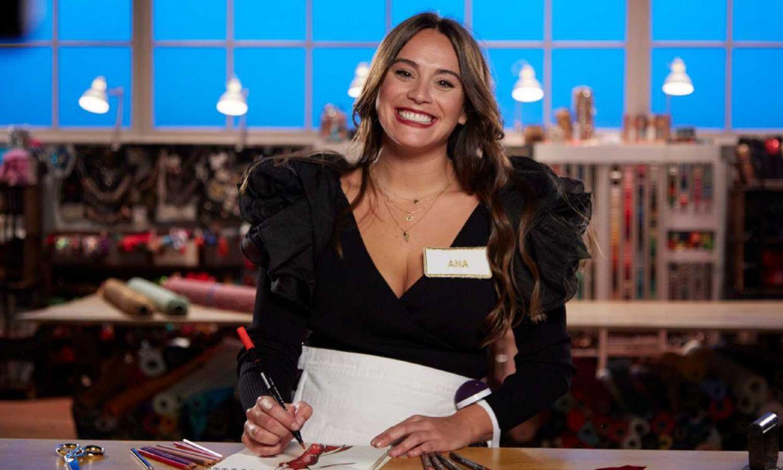 Ana gana la primera prueba de la noche, pero acaba siendo expulsada en el tercer programa de 'Maestros de la costura'