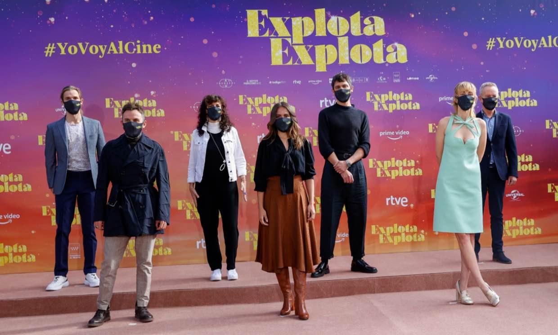Fallece Milu Cabrer, maquilladora nominada al Goya por su trabajo en 'Explota Explota'