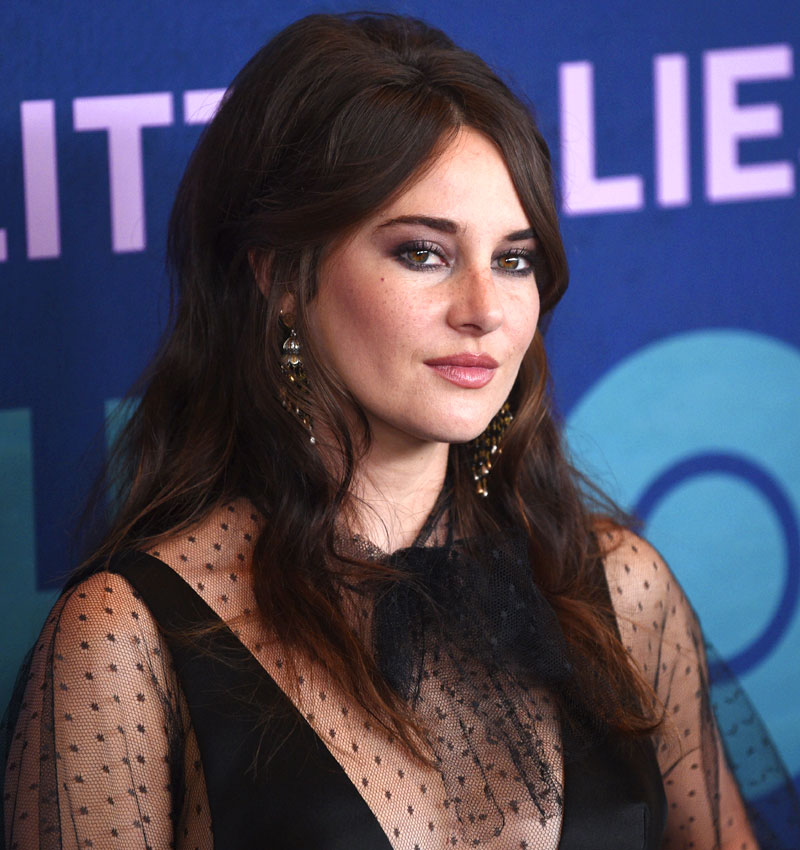 Shailene Woodley is engaged, who is her partner? - bofads.com