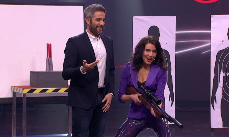 Pilar Rubio pondrá a prueba sus habilidades como invitada estrella en 'El Desafío'