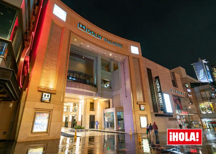 Teatro Dolby de Hollywood, sede de los Oscar