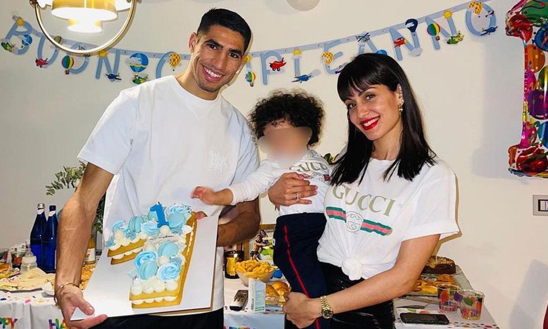 ¿Podría ser esta la última celebración de Hiba Abouk y Achraf Hakimi en Italia?