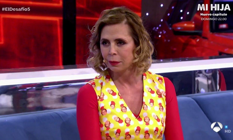 Así ha sido el enfrentamiento entre Ágatha Ruiz de la Prada y Juan del Val en 'El desafío'