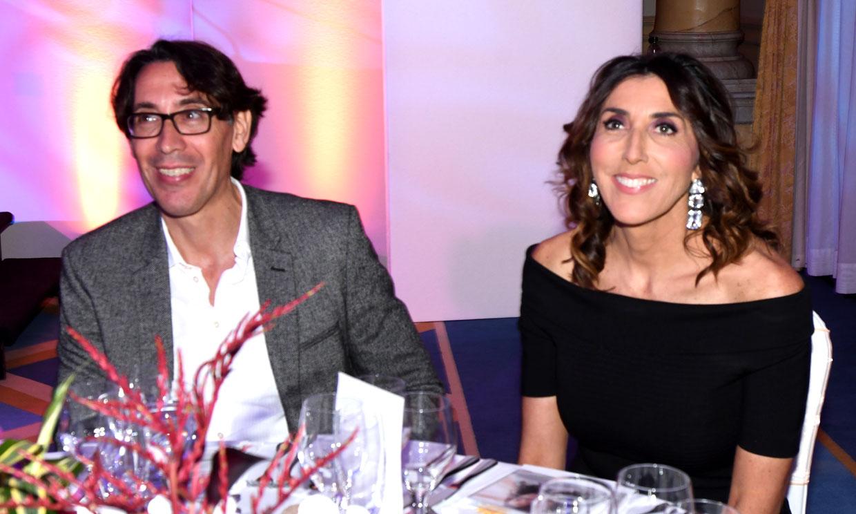 Paz Padilla recuerda un romántico brindis con su marido por San Valentín: 'Era nuestra luna de miel'