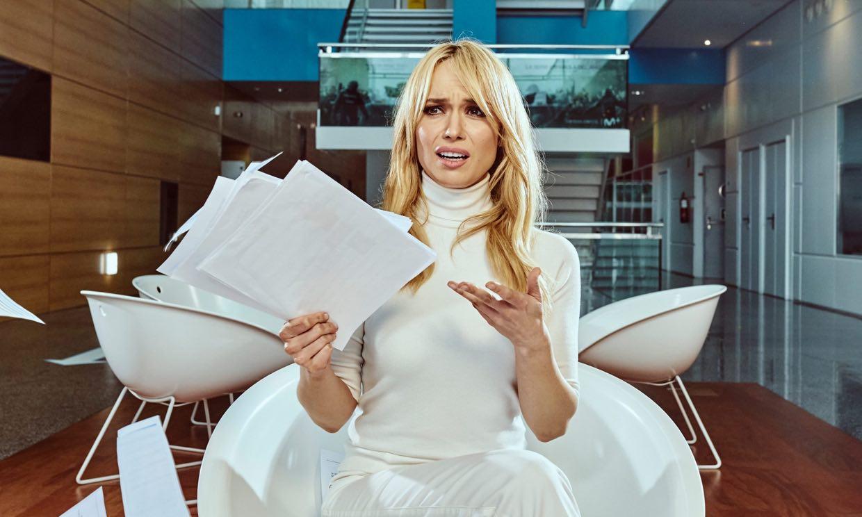 Patricia Conde protagonizará y dirigirá un nuevo programa de humor, 'Nadie al volante'