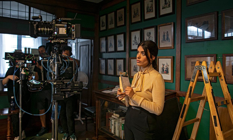 Dulceida, actriz sorpresa en la nueva serie de 'El Internado: Las Cumbres'