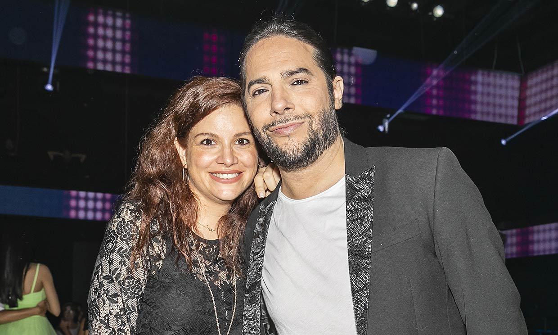 Joaquín Cortés y Mónica Moreno han sido padres de su segundo hijo