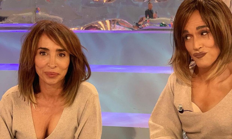 ¿Quién es el doble de Lydia Lozano y María Patiño?