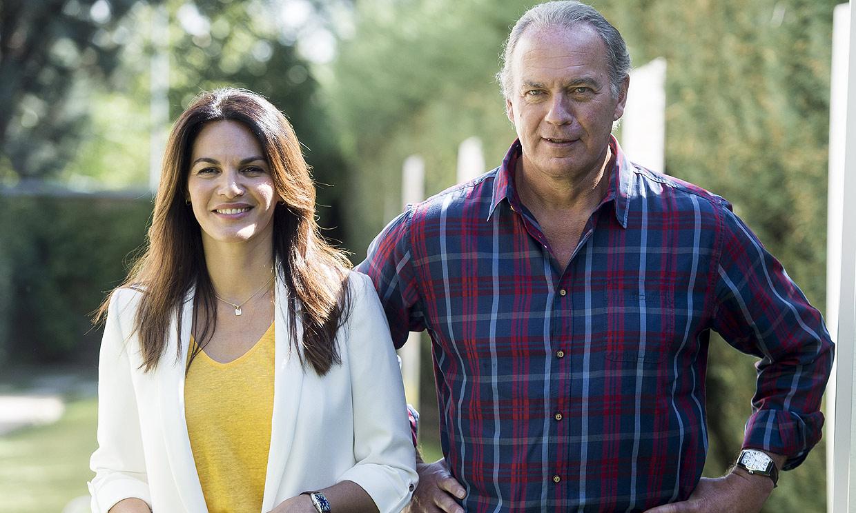 El proyecto que vuelve a unir a Fabiola Martínez y Bertín Osborne tras su separación