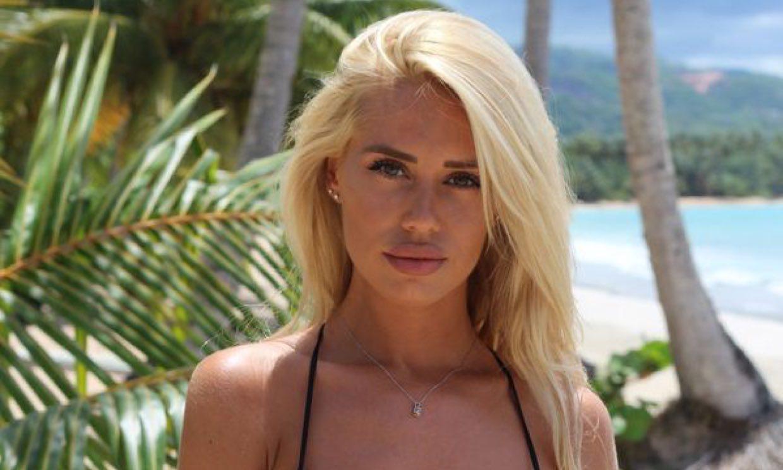 Carla, la favorita de Diego en 'La isla de las tentaciones', protagonizó una discusión con Sofía Suescun