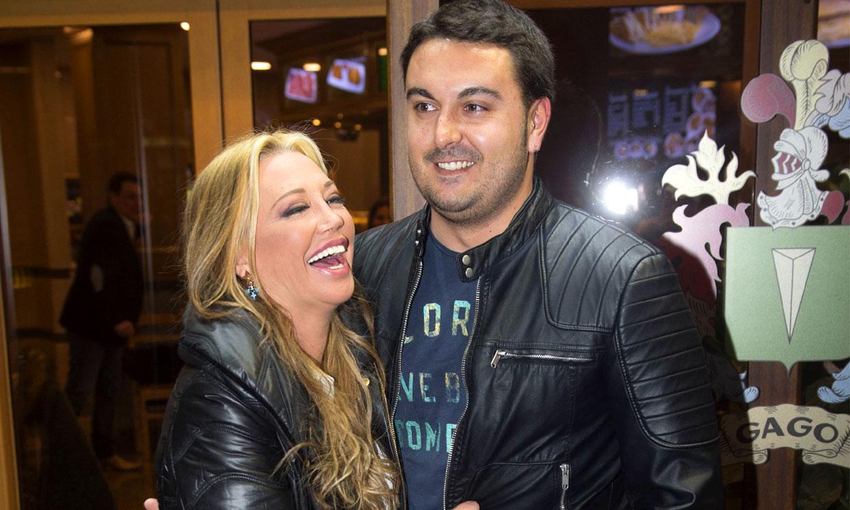 Belén Esteban se apoya en su marido tras su sonada pelea con Jorge Javier Vázquez